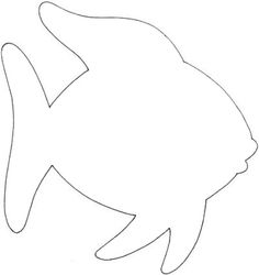 Free cutout fish puzzle printout clipart best for Fish cut out template