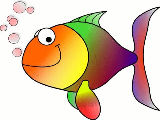 clip art fish moving - photo #12