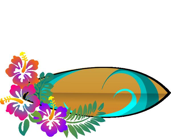 Hibiscus clip art - vector clip art online, royalty ... - ClipArt ...
