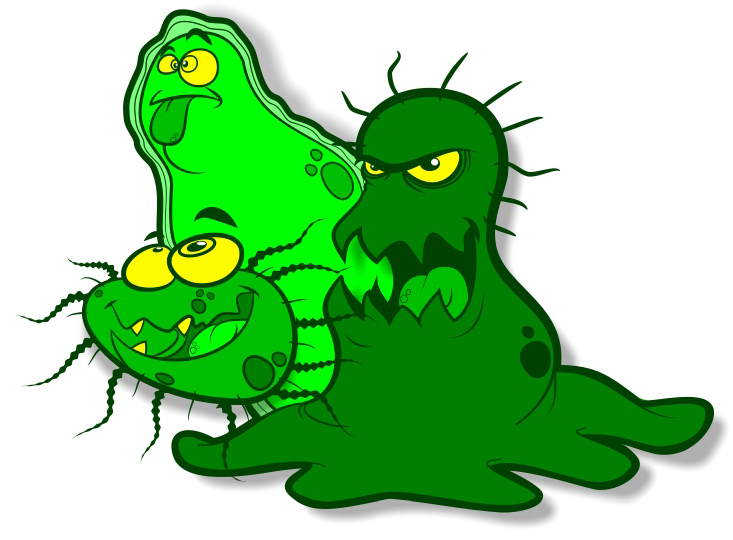 Animated Germs - ClipArt Best