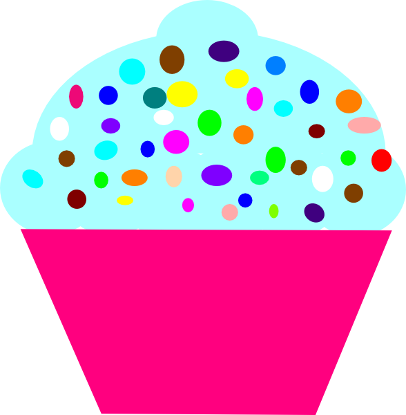 cartoon cupcake vector illustration by clip art guy toon Microsoft Free Clip Art Cupcakes Clip Art Free Downloads