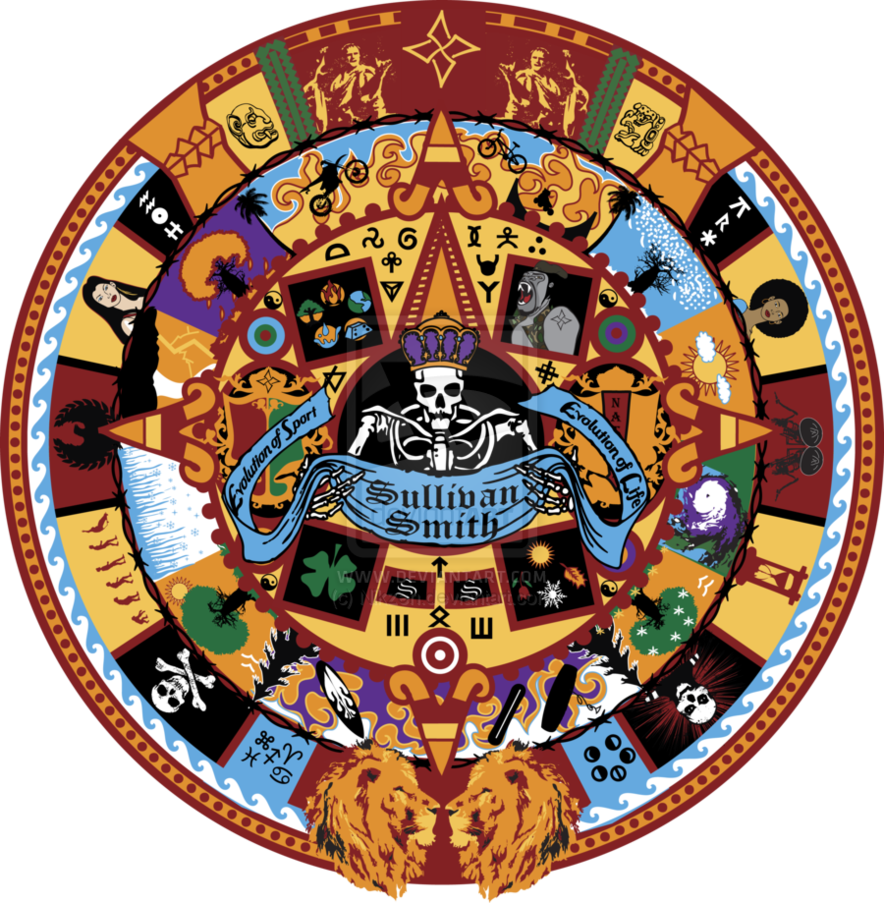 Mayan calendar 2014
