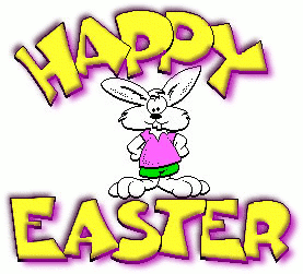 Clipart Happy Easter