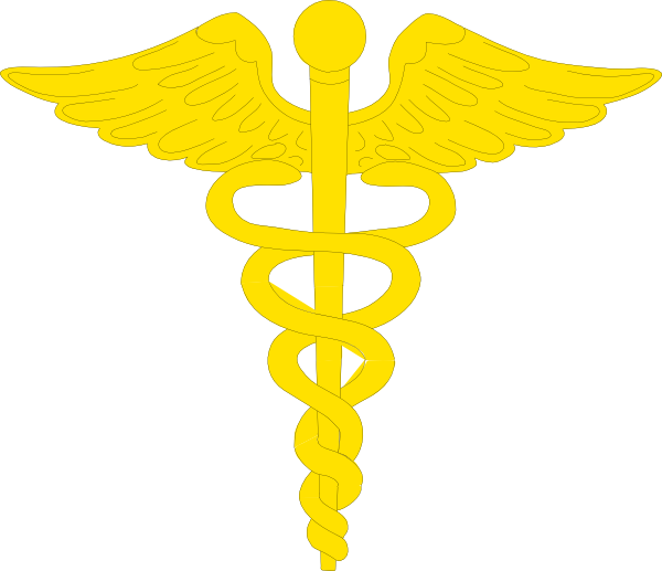Caduceus - ClipArt Best