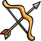 Pics Of Bow And Arrows - ClipArt Best
