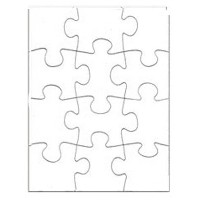Dyetrans Cardboard Puzzles For Sublimation Imprinting