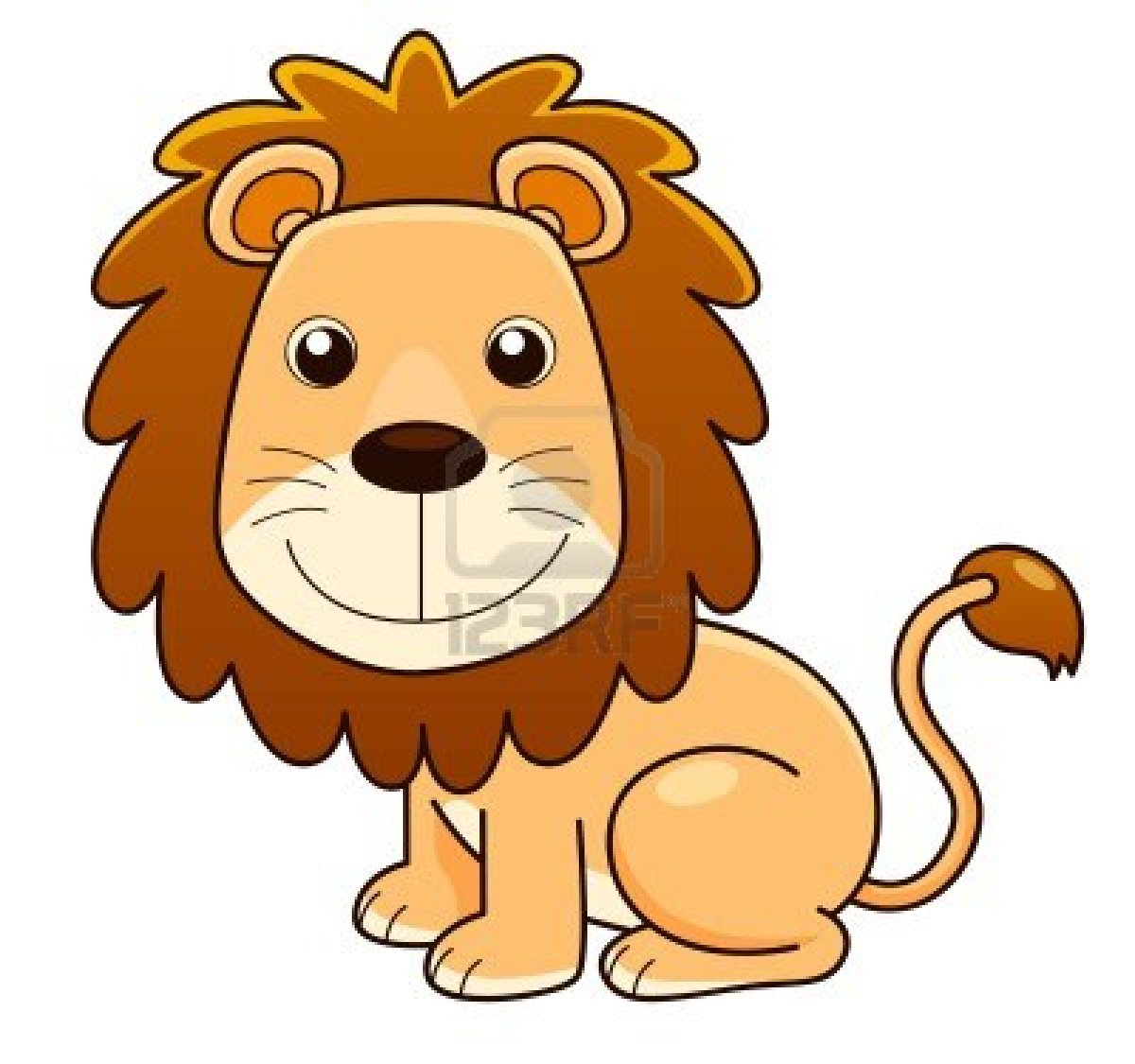 Lion Cartoon Images