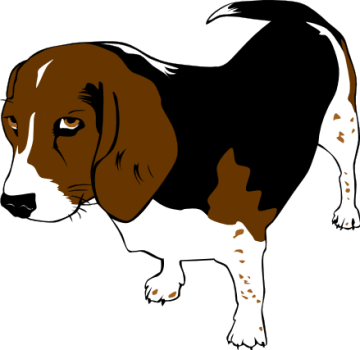 Dog Animations Gif Clipart Best