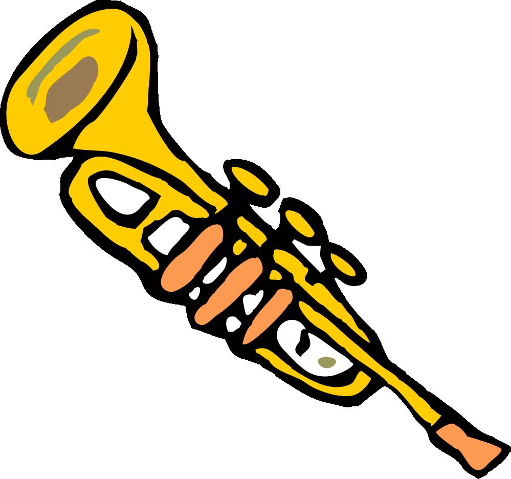 Trompete Clipart - ClipArt Best
