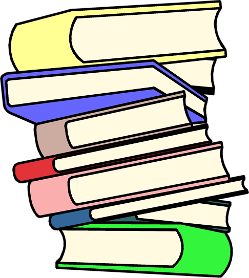 clipart for books - photo #43