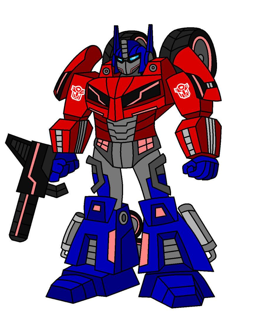 Optimus Prime Clipart