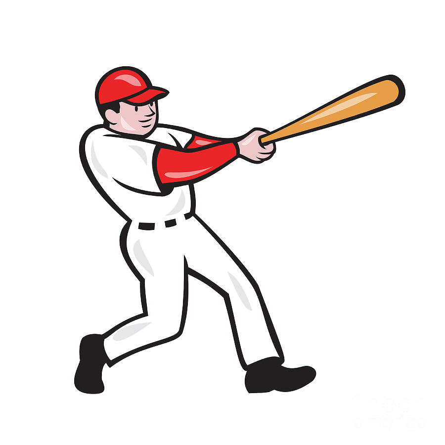 Animated Baseball Player - ClipArt Best