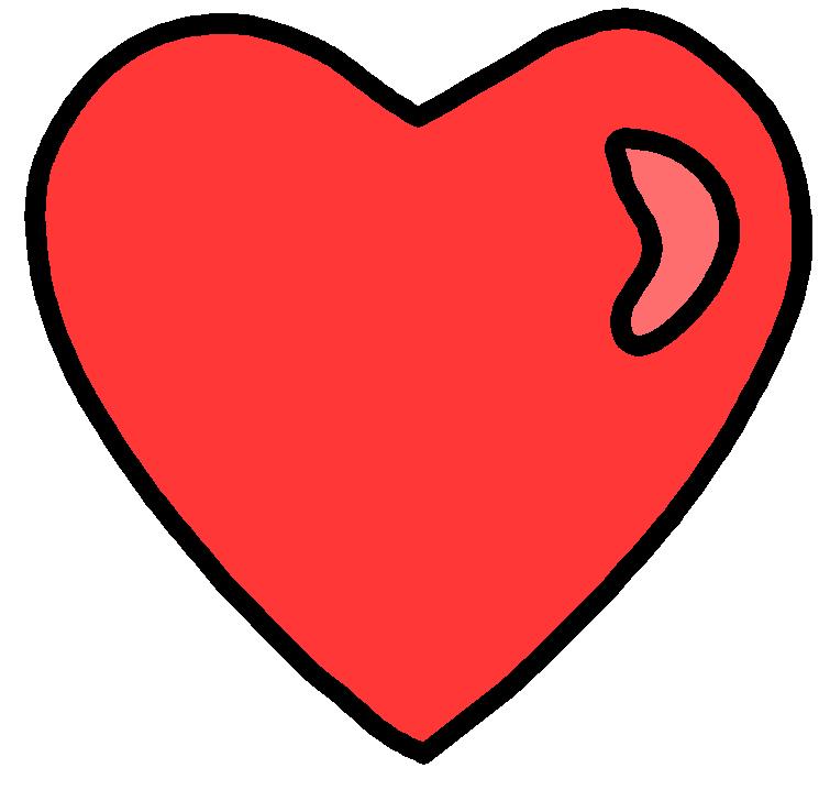 Many Hearts Clip Art - ClipArt Best
