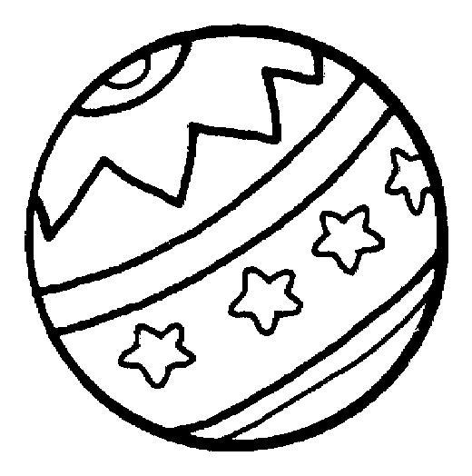 Beach Ball Coloring Page - ClipArt Best