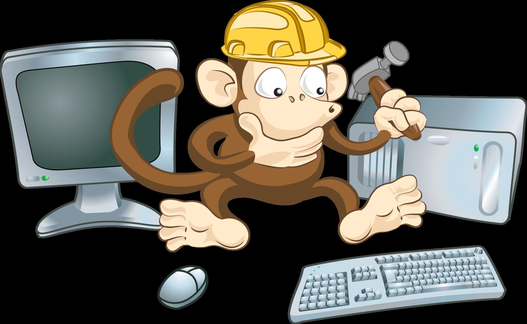 computer work clipart - photo #42