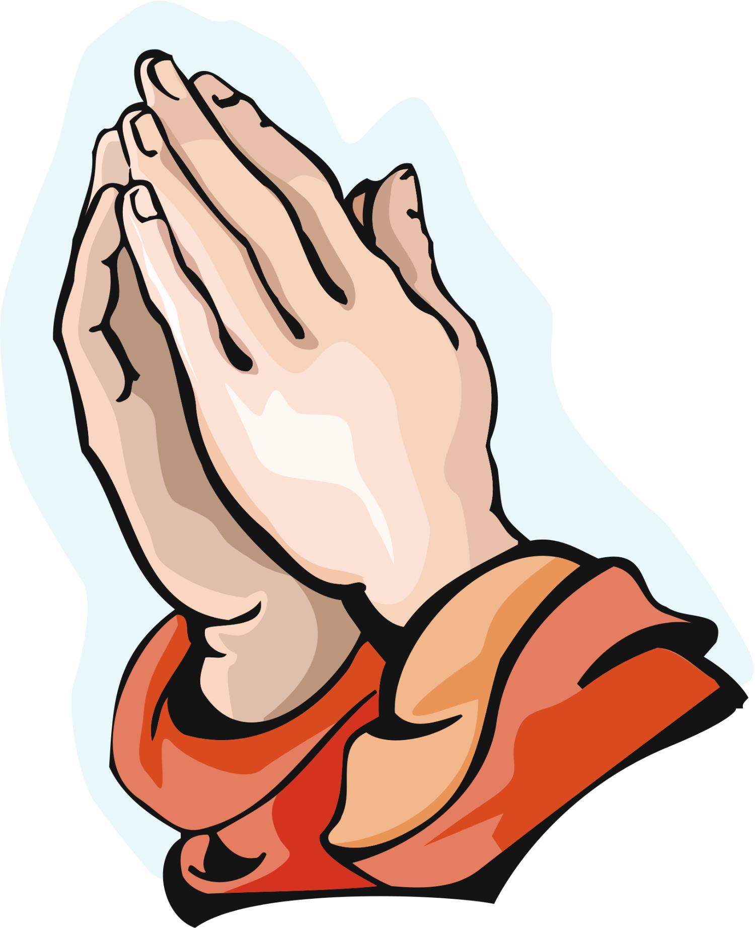 Man Praying Cartoon - ClipArt Best