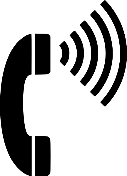 Phone clipart png transparent