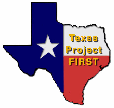 Texas Project FIRST Home Page - Created by parents, for parents