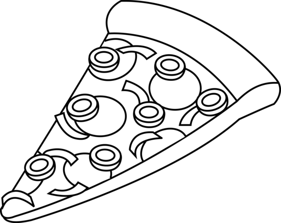 Pizza Drawings - ClipArt Best