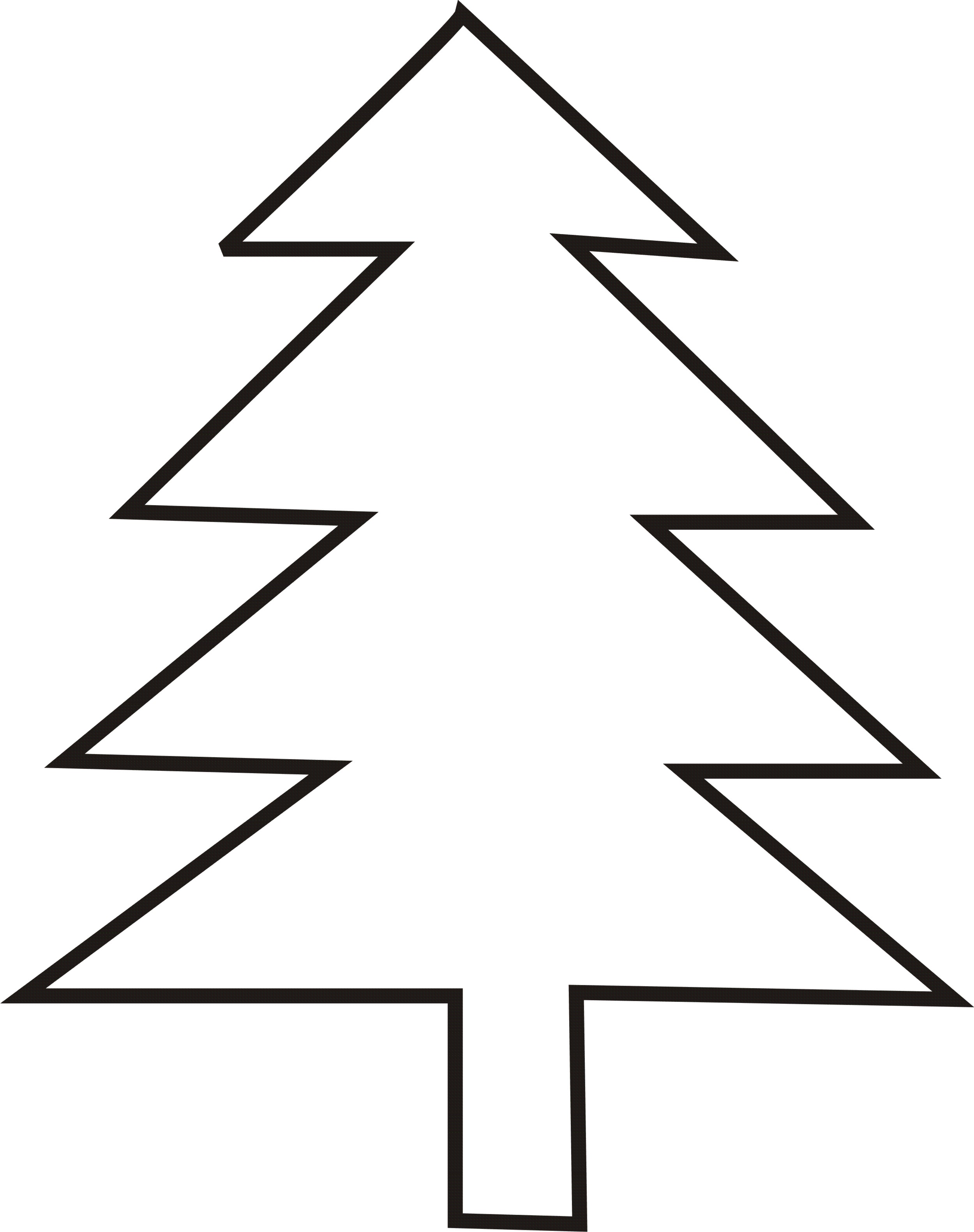 Dead Tree Outline likewise T Shirt Template Clip Art 19107 furthermore Christmas Tree Outline Sketch Templates moreover Downloads 2924540 likewise . on christmas tree outlines