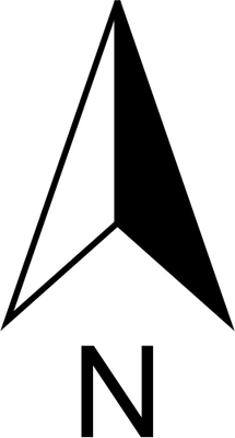 North Arrow Symbols - ClipArt Best