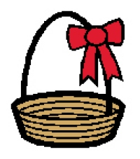 Empty Easter Basket Clipart - ClipArt Best