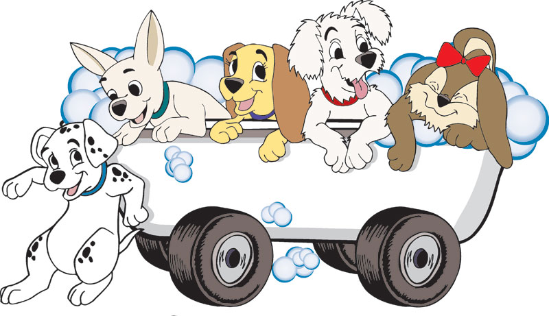 Dog Grooming Clipart - ClipArt Best