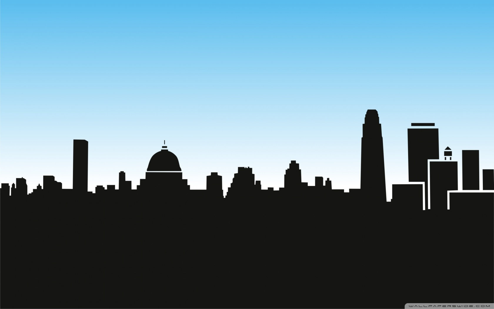 new york city clipart skyline - photo #16