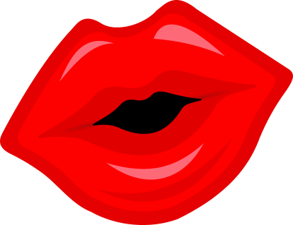 Cartoon Lips Kiss - ClipArt Best