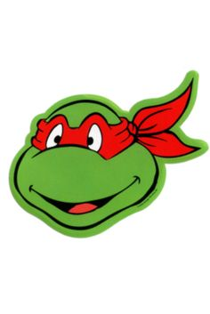 Teenage Mutant Ninja Turtles Coloring Face - ClipArt Best