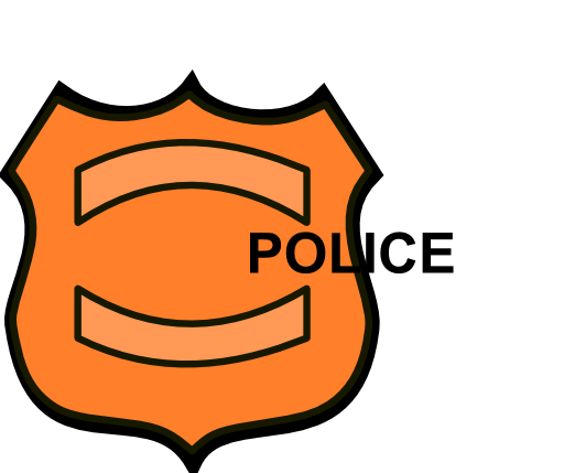 Police Badge Outline - ClipArt Best