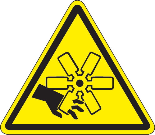 Hazard Warning Symbols - ClipArt Best