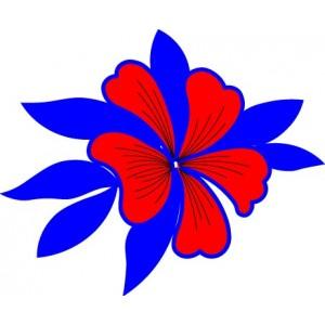 Simple Flower Design - ClipArt Best
