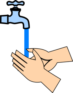 Wash Your Hands Before Eating Clipart Clipart - Cliparts and ...