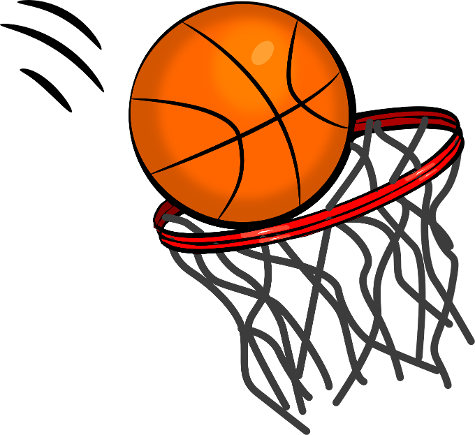 basketball net clipart free - photo #6