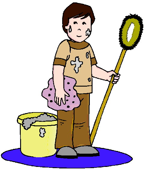 free housekeeping clipart - photo #8