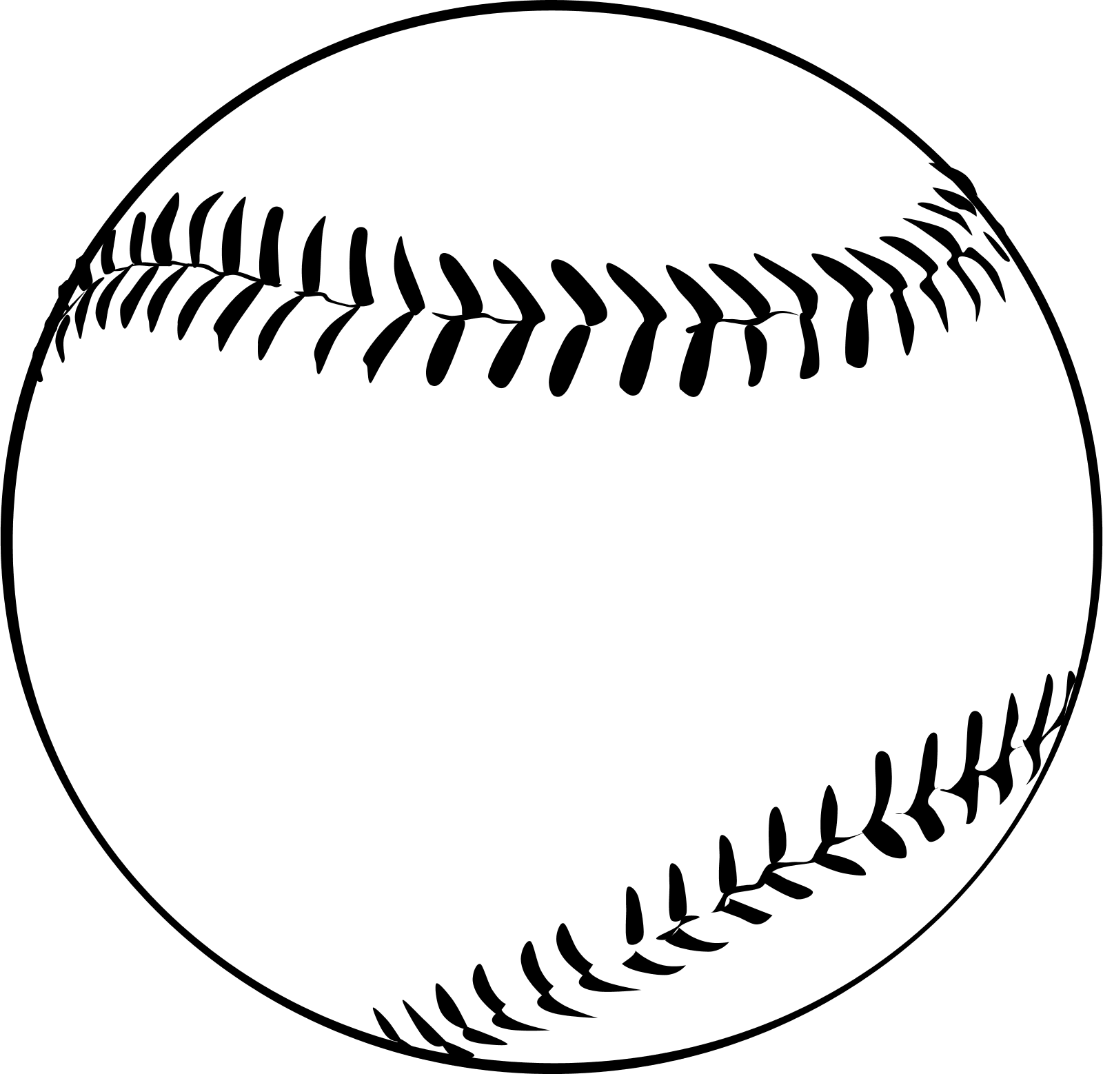 Impeccable image for baseball template printable