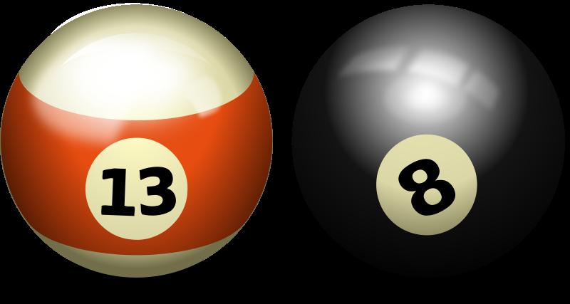 Pool ball art clipart best for 8 ball pool design