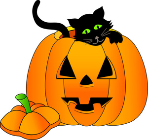 jack o lantern faces clip art - photo #9