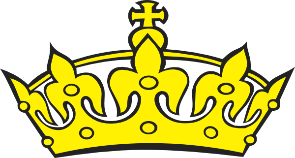 crown clipart vector free - photo #11