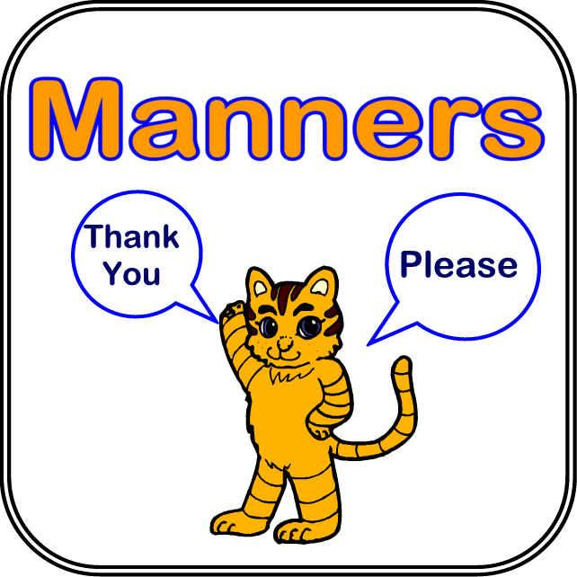 Clip Art For Good Manners