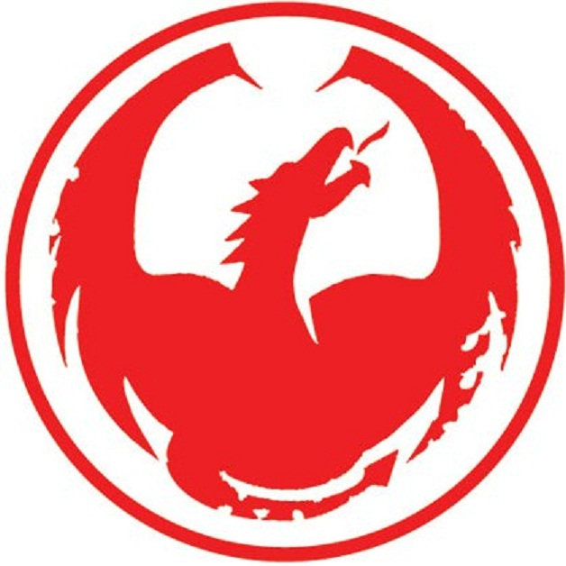 Logo With A Red Dragon - ClipArt Best