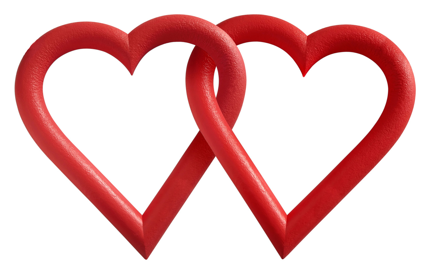 Two Hearts Together - ClipArt Best