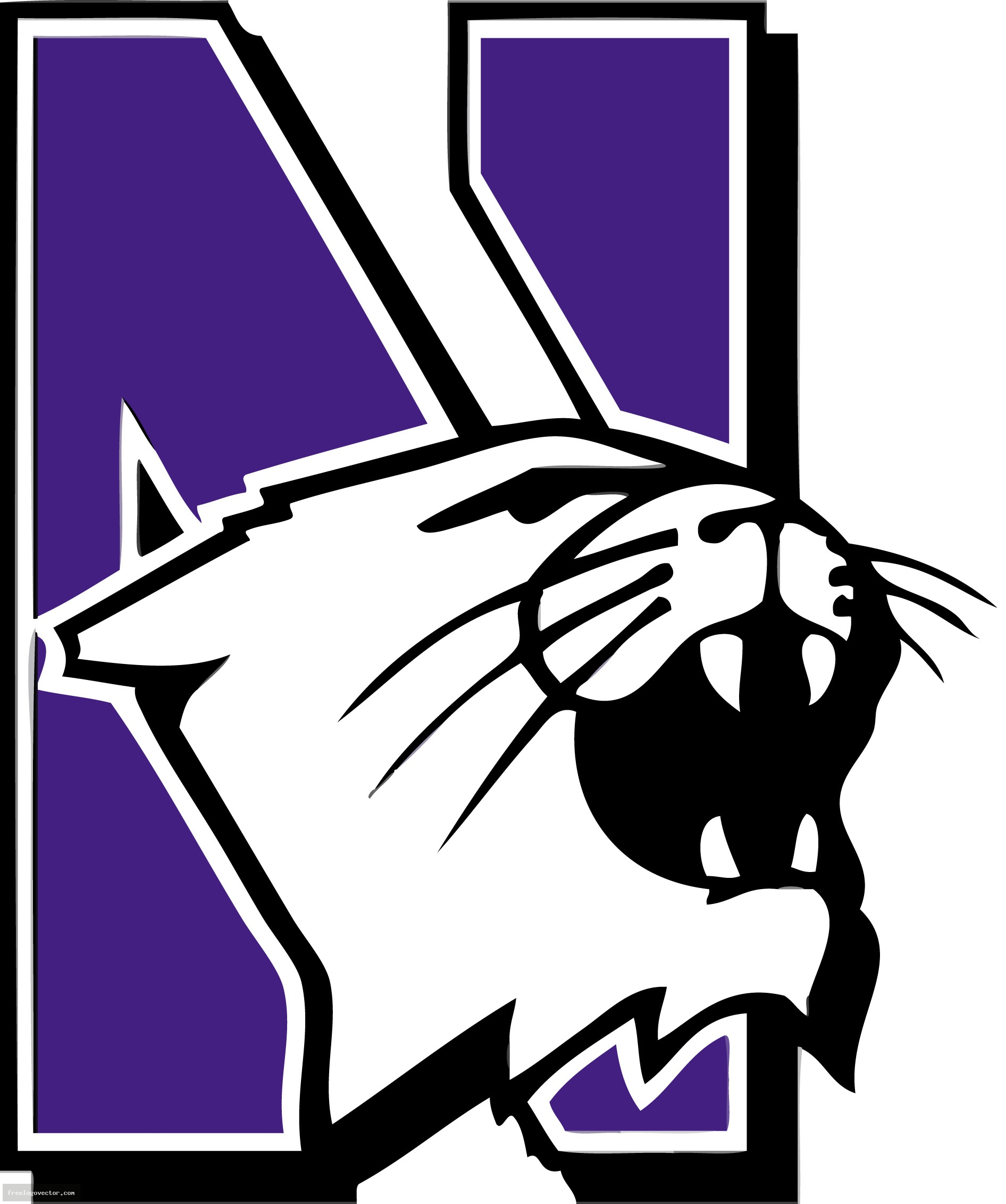 Northwestern university clipart