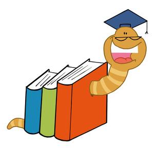 Book Worm Clip Art Free Clipart Images Clipart Best Clipart Best