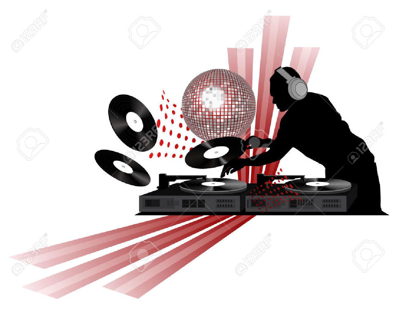 disc jockey clip art clipart best disco clip art black disco clip art montly
