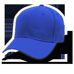 Hat baseball blue Icon   Hat Iconset   Rob Sanders