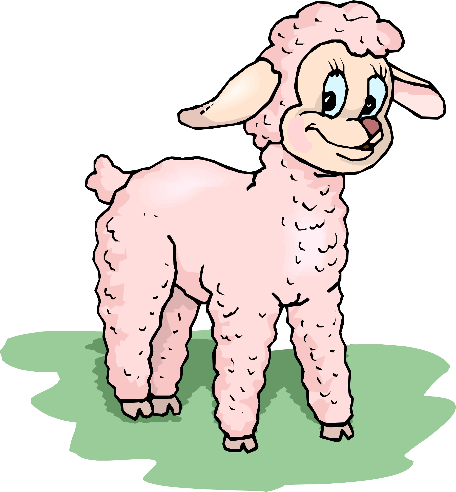 Cartoon Sheep | Page 2 - ClipArt Best - ClipArt Best