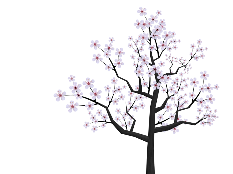 Sakura Tree Branch Png - ClipArt Best