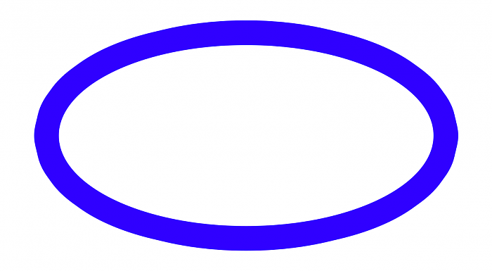 oval outline clipart best
